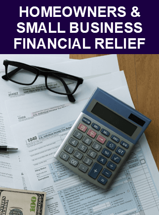 Homeowners Small Business Financial Relief Covid Vertical (IMAGE)