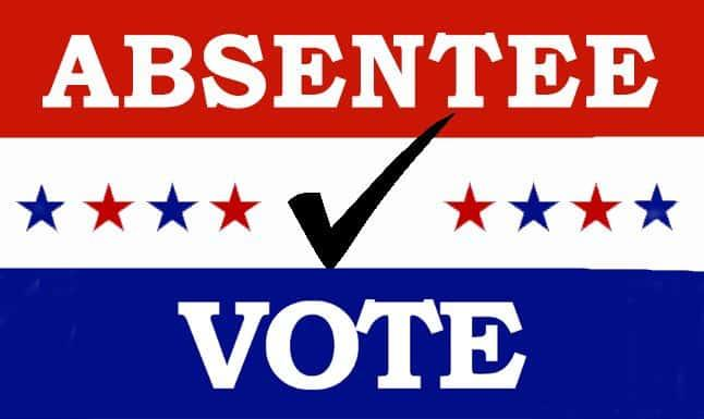 Absentee Vote (IMAGE)