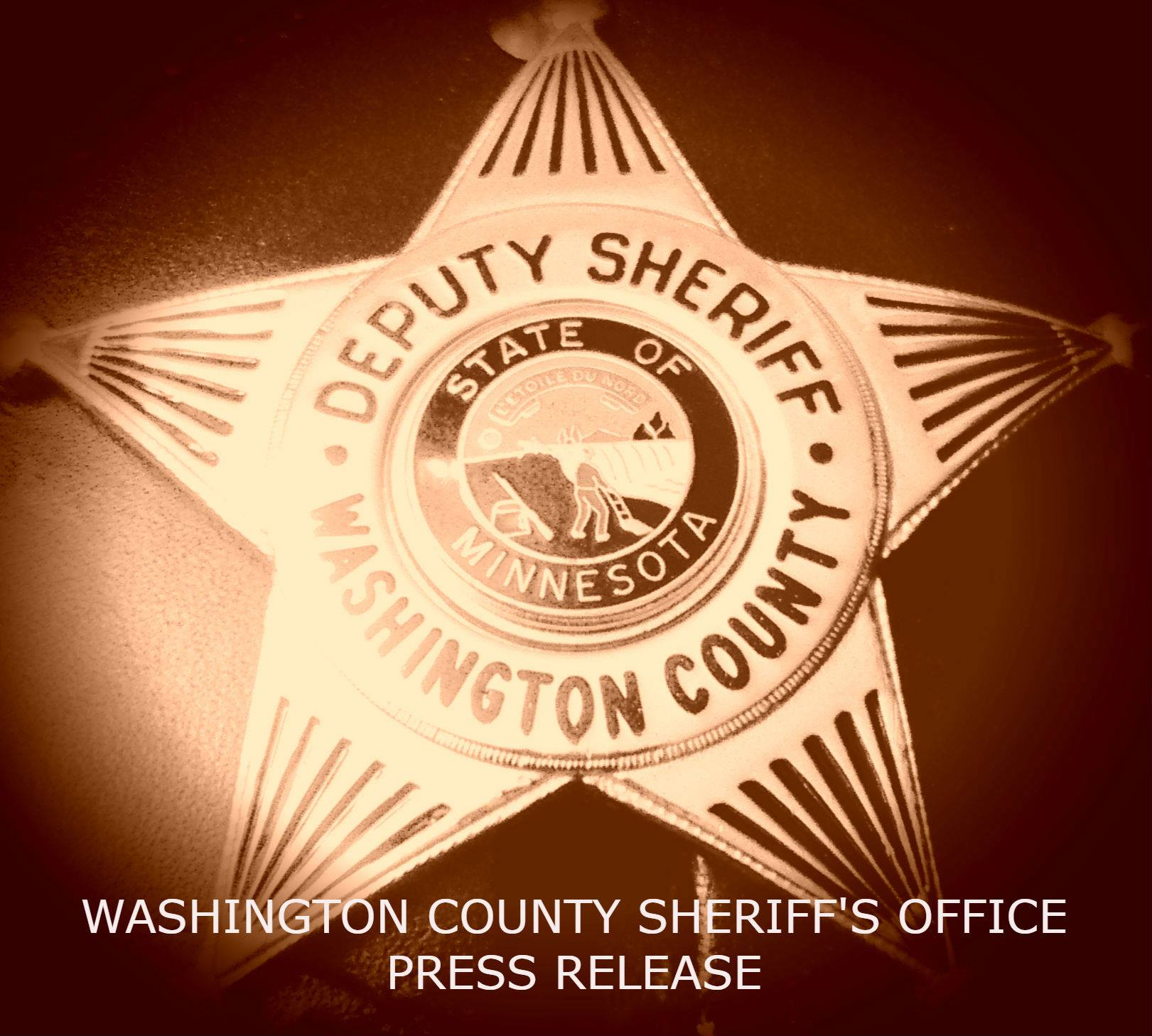 Washington County Sheriff's Office Press Release (IMAGE)