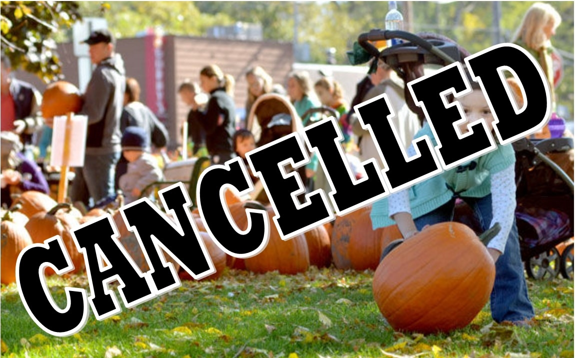 Punkinmania Cancelled (IMAGE)