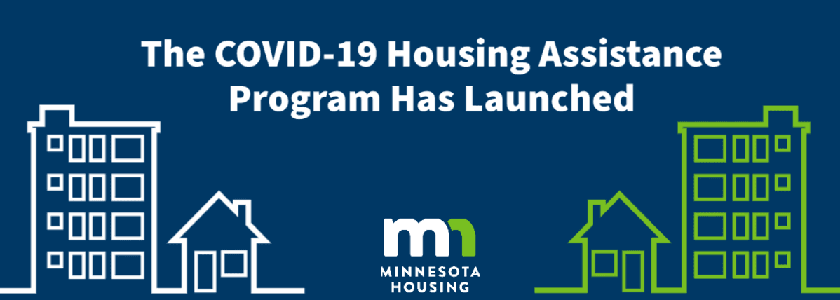 COVID-19 MN Housing Asst Program (IMAGE)