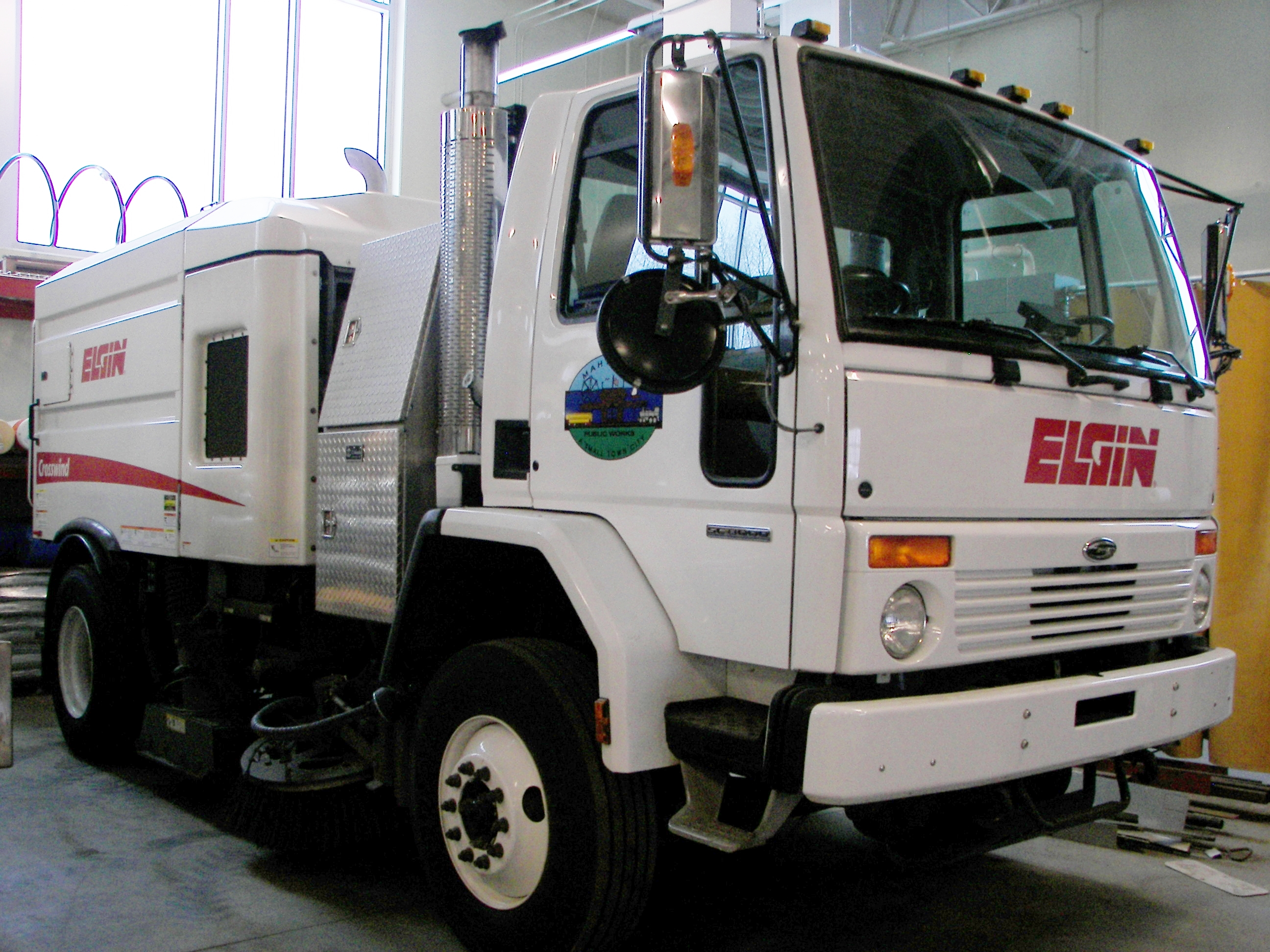 Street Sweeper (IMAGE)